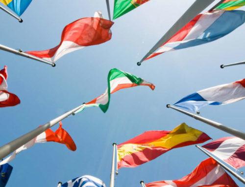 Giornate dell'Europa – dal 9 al 12 maggio 2019